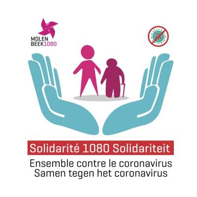 Molenbeek logo Solidarite1080solidariteit